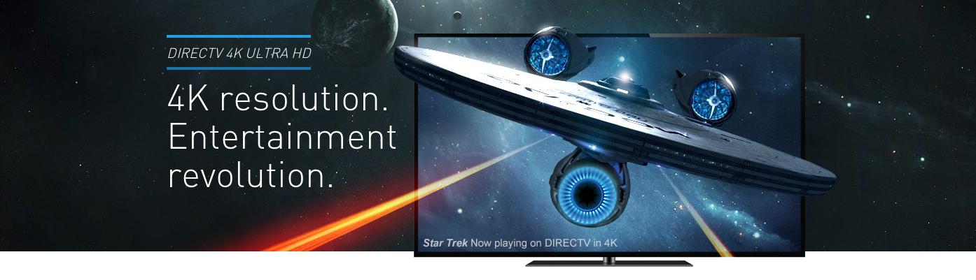 DirecTV 4K UHD